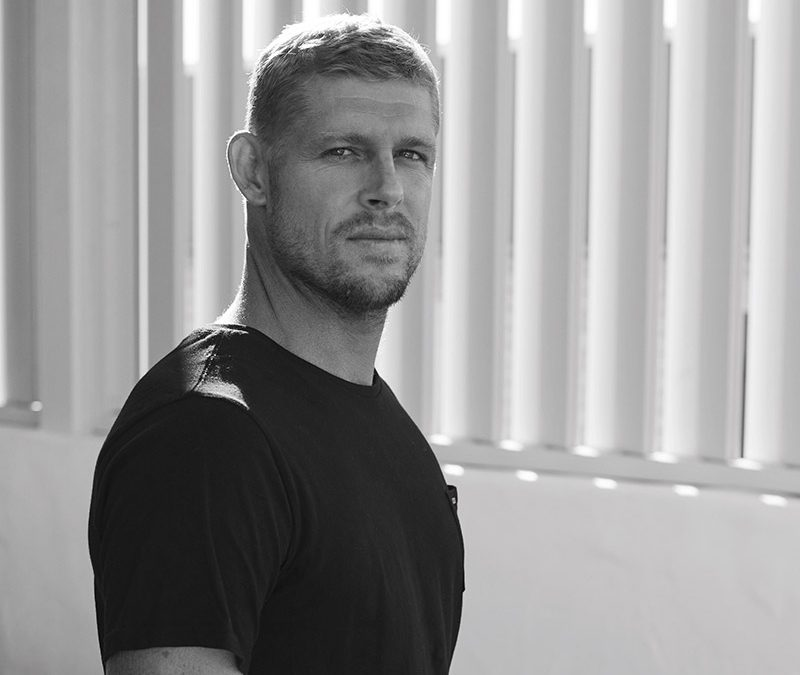 At home with Mick Fanning