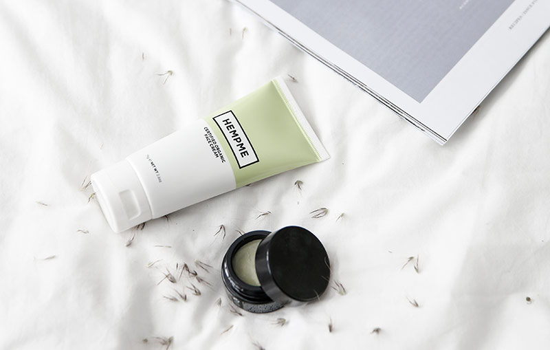 This amazing skincare product shows us why Hemp is so good for our skin!