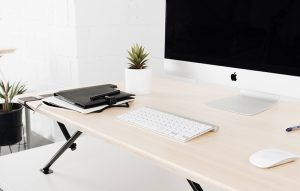 Add Years On Your Life With This Stylish Stand Up Desk