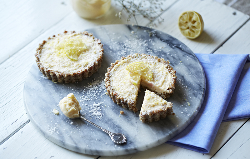 Lemon-curd-tart -recipe