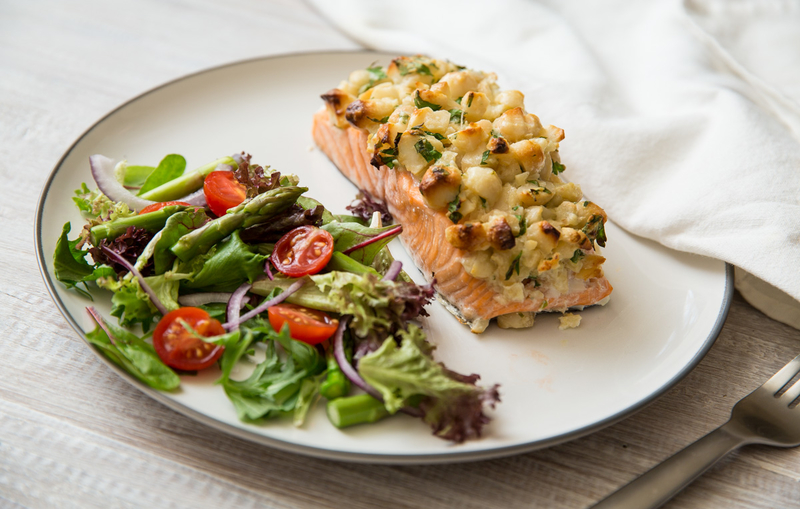 Macadamia-salmon-recipe