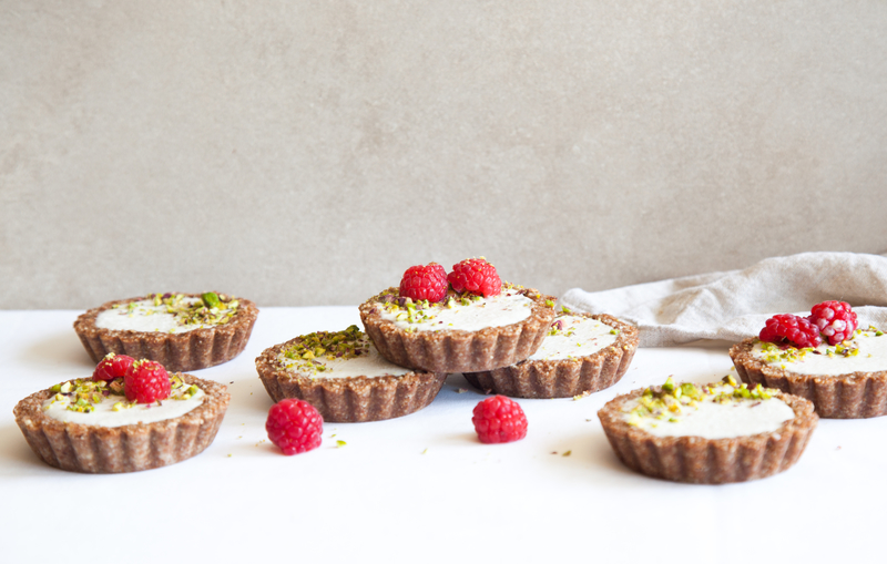 Gingerbread-tarts