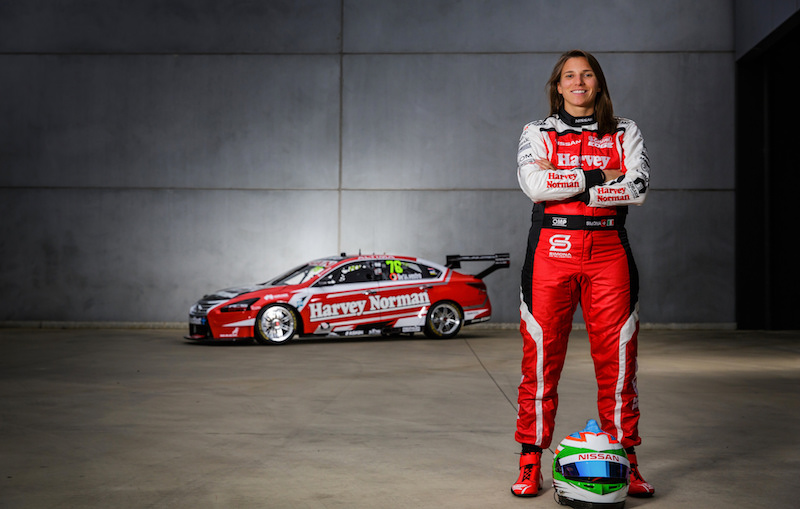 Five Minutes With Simona De Silvestro