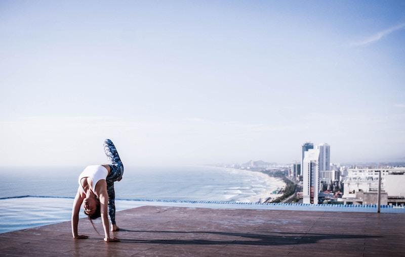 Unique Places to Practice Yoga