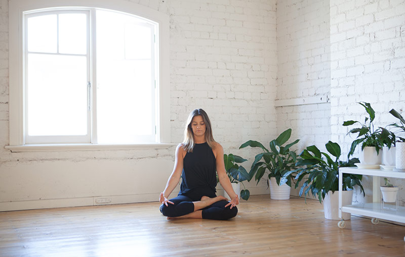 Introducing this beautiful yoga studio that will take your breath away.