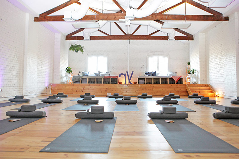 Introducing This Beautiful Yoga Studio That Will Take Your Breath Away A Conscious Collection