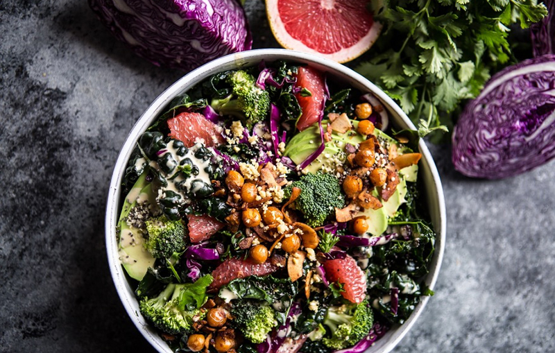 Superfood-bowls