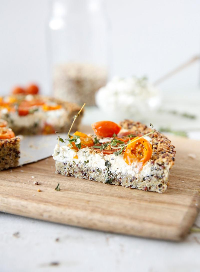 tomato-goats-cheese-tart