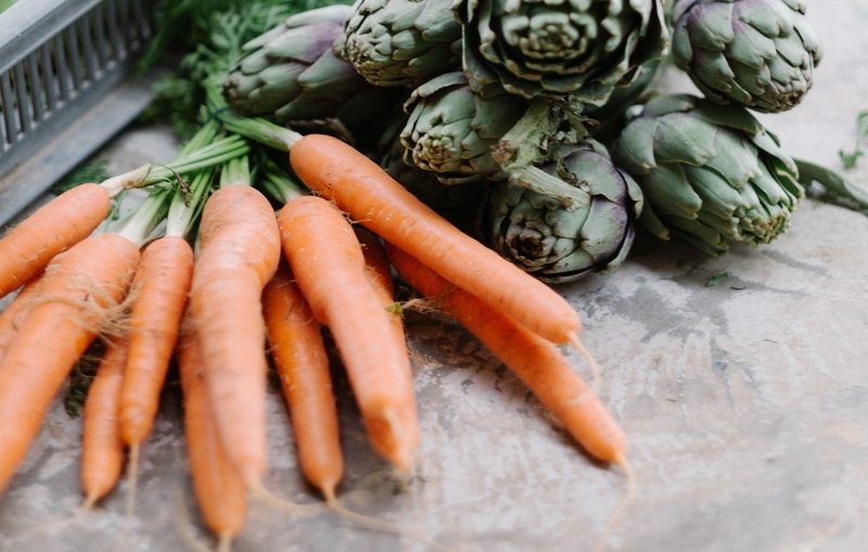 Carrots-hydrating-vegetables