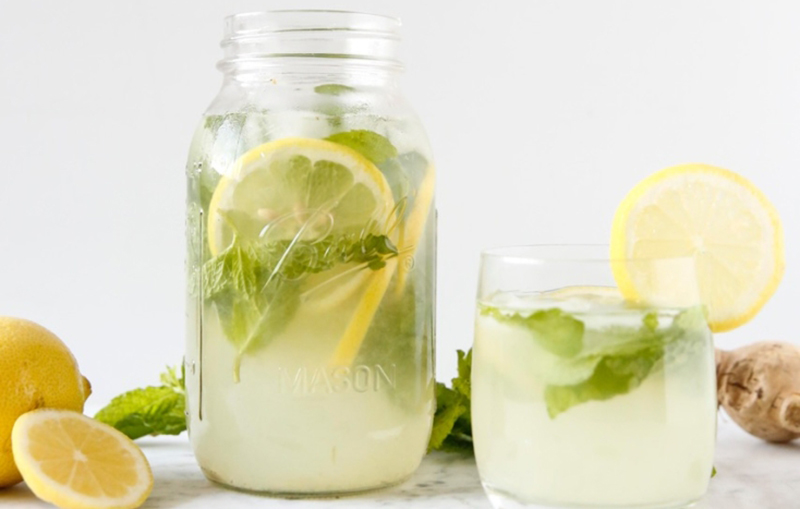 Healthy-lemonade
