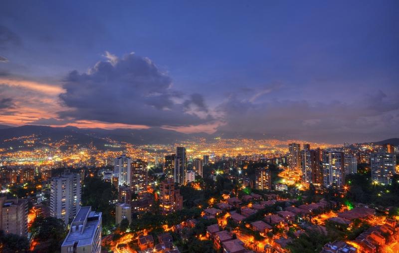 Medellin-city