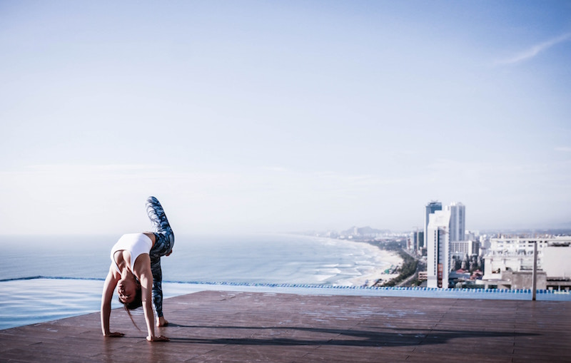 Unique Places to Practice Yoga