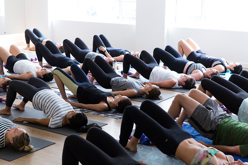 Core+ Hot Pilates