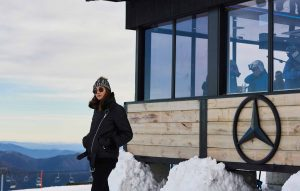 Mercedes-Benz luxury Star Lodge opens at Mount Buller