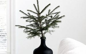 Chic Christmas tree alternatives for the modern home