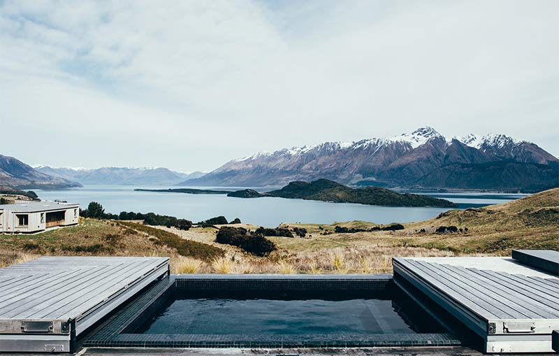 THIS NEW ZEALAND WELLNESS RETREAT IS A MUST FOR YOUR BUCKET LIST