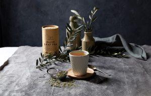 THE WELLNESS TEA UNITING  POWERFUL HEALING & EXQUISITE TASTE