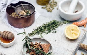 HERBAL HOT TODDY – FOR COLD AND FLU RELIEF